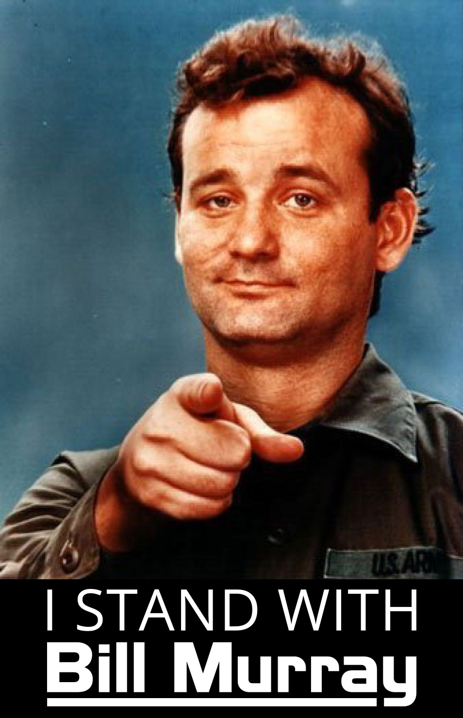 Vote for Bill Murray