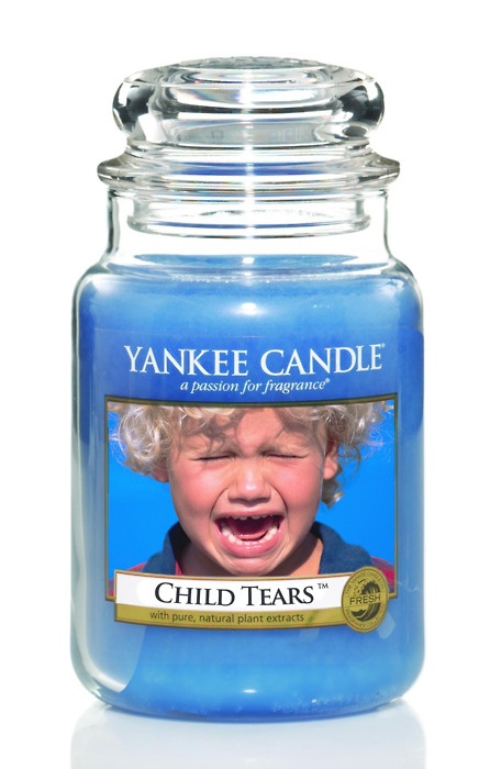 Yankee Candle Child Tears